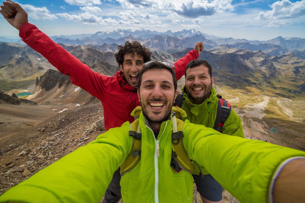 Climbing a Mountain on Your Birthday